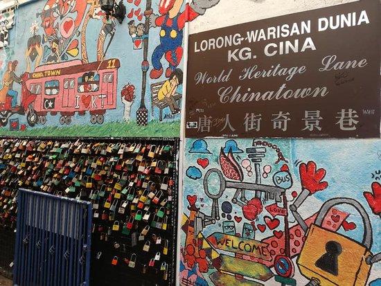 Payang Memory Lane: 唐人街