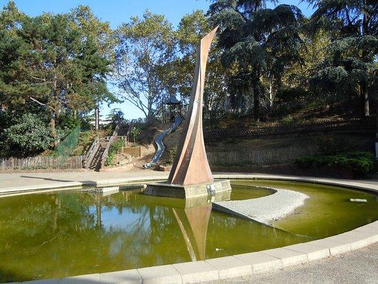 Fontaine du Square Sainte-Odile