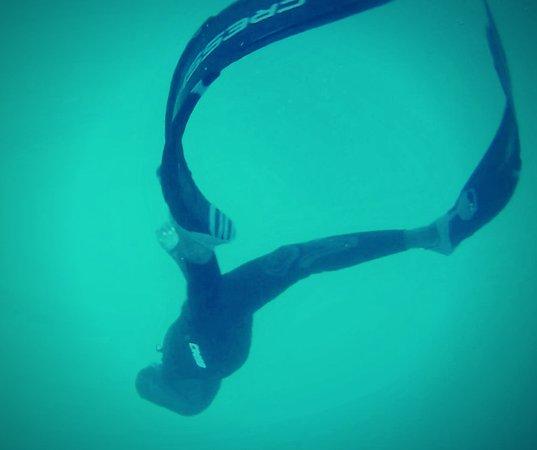 Blue Bay: Deep diving