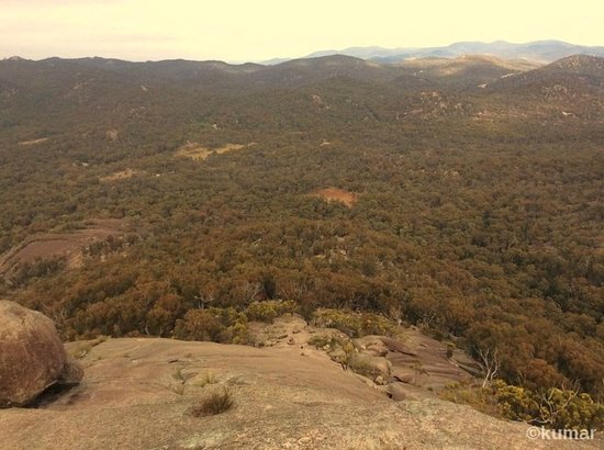 Girraween National Park: From Top