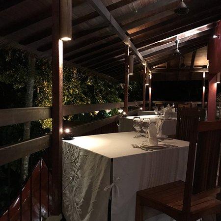 Beautiful place & nice food