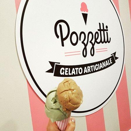 Superb cafe - Picture of Pozzetti Gelato Artigianale, Albufeira - Tripadvisor