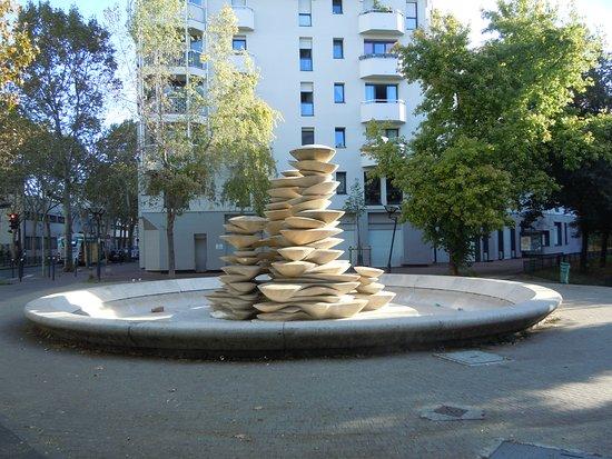 Fontaine des Polypores