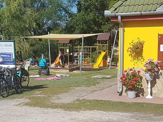 Balatonfenyves, Hungary: For children