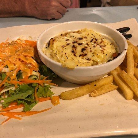 The Barat Perhentian Restaurant