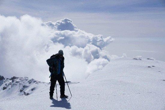 Frozen Peak Adventures: The top of Africa(Uhuru peak)