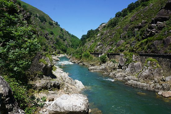 Basque Country, Spain: Know the rivers