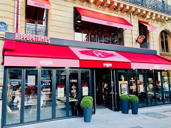 Restaurant Hippopotamus Paris