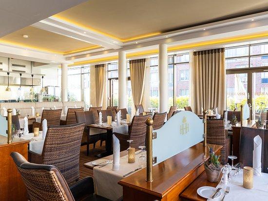"""Herzlich Willkommen in unserem Gourmetrestaurant """"Brasserie"""""""