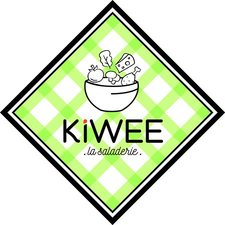 Kiwee la Saladerie: Logo