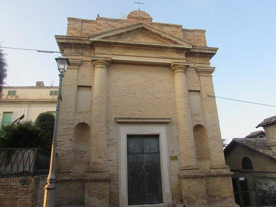 Tortoreto, Italy: Chiesa della Madonna del Carmine