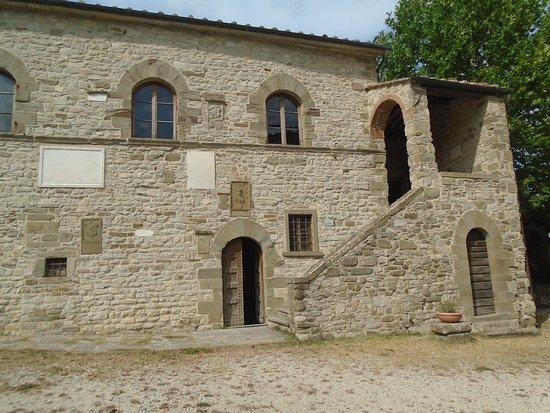 Castello di Caprese