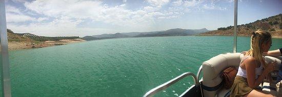 Andalucian Laketours: Lake Iznajar boat trip