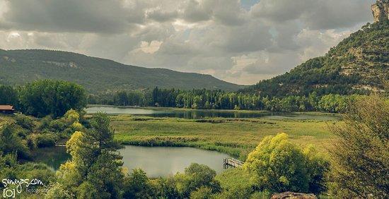 Una, إسبانيا: Laguna de Uña
