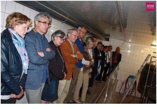 Schinnen, Nederländerna: De gistkamer