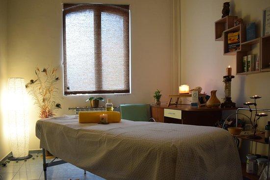 Bankya, Bulgaria: Massage room