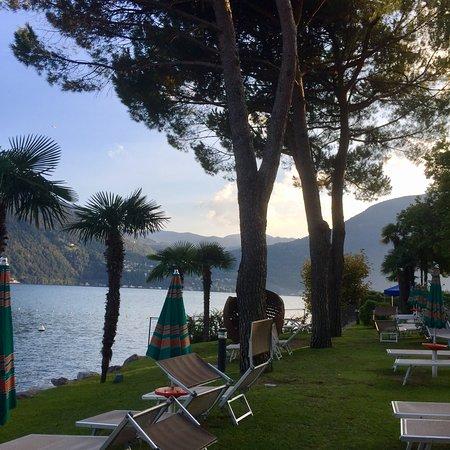 Чима-ди-Порлецца, Италия: Jardins merveilleux