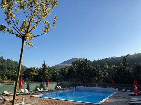 Rennes-les-Bains, Prancis: Au petit matin