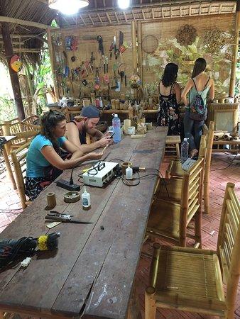 Taboo Bamboo Workshop Photo