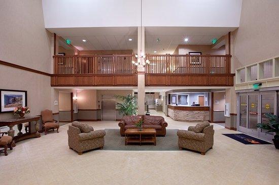 Dugway, UT: Lobby