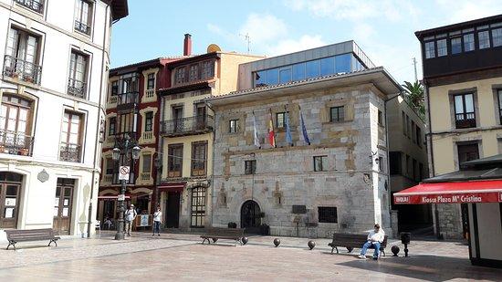 Ribadesella, Espagne: Ayuntamiento