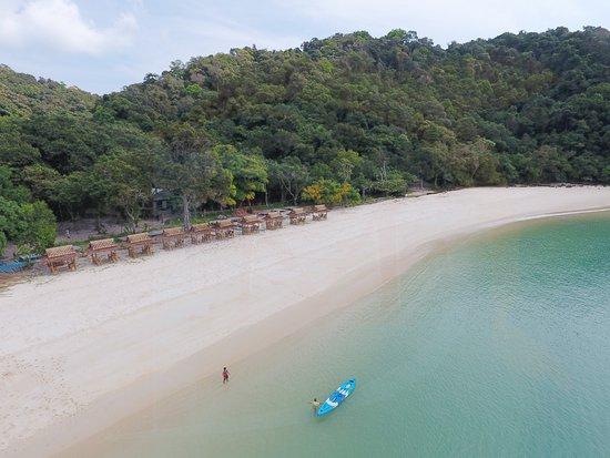 Myeik (Mergui) Archipelago, Birmania: Natthamee Yaytwin Island