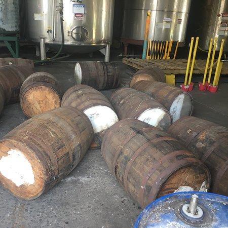 Cruzan Rum Distillery照片