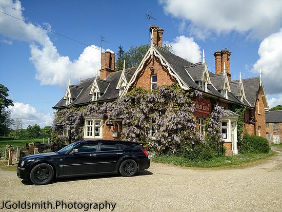 The Red Lion: Great place to stay and eat