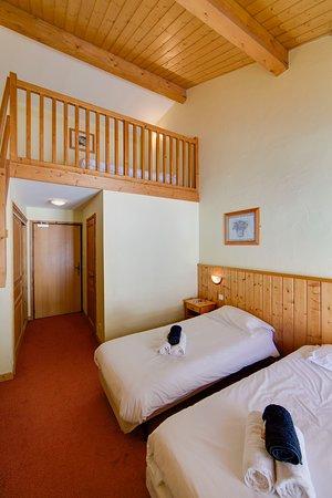Vallandry, Francia: All rooms are en-suite (most have balconies)