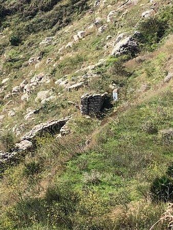 Porta di Castellamare: I ruderi della Porta ....