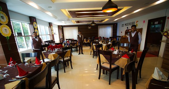 "Nawabganj, บังกลาเทศ: Sky View Inn ""The Kitchen Fine Dine Restaurant"""