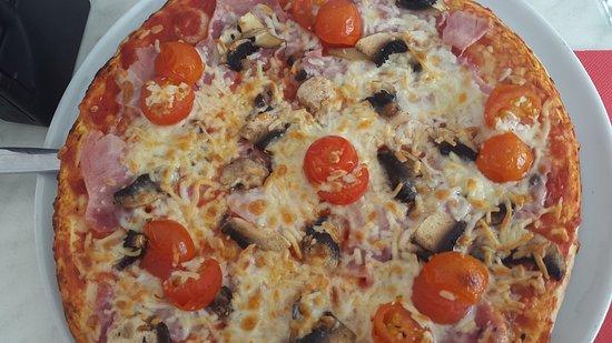 Casa di Paolo: Pizza