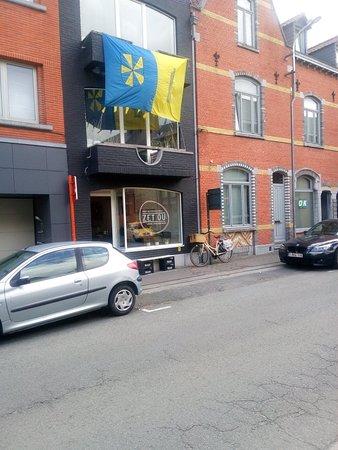 Zottegem, België: Zet Ou