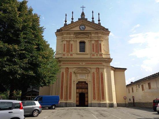Ceres, Италия: Esterno chiesa