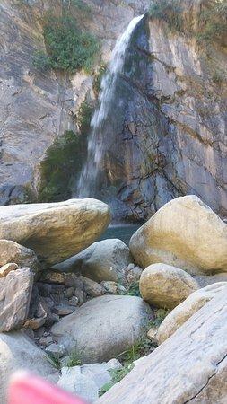 Cascata detta Piscio di Pràcchiola