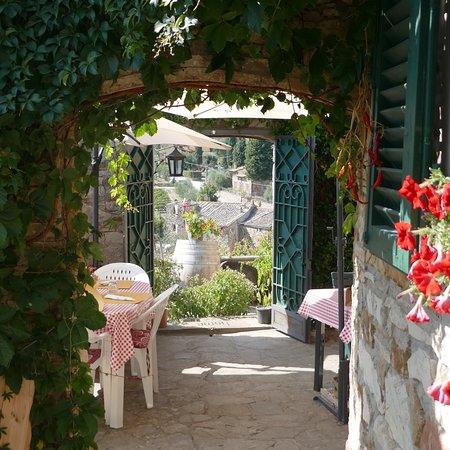 Montefioralle, Italie : photo0.jpg