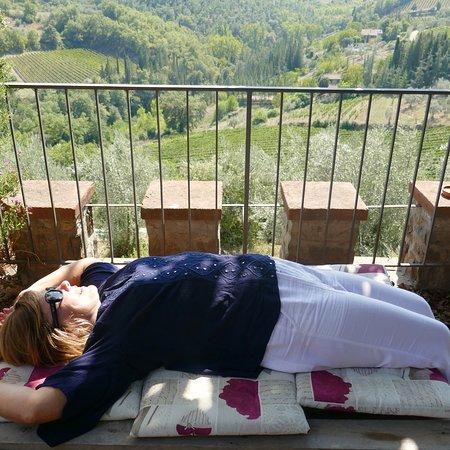 Montefioralle, Italia: photo1.jpg