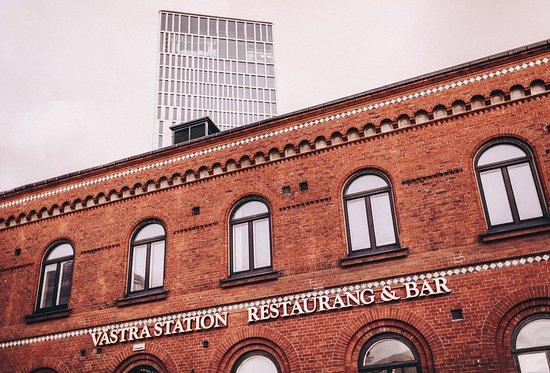 Vastra station Restaurang & Bar: Du hittar oss i Malmö Live kvarteret