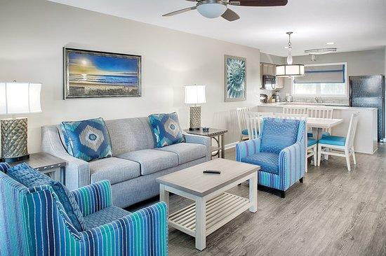 Edisto Beach, Южная Каролина: Guest room