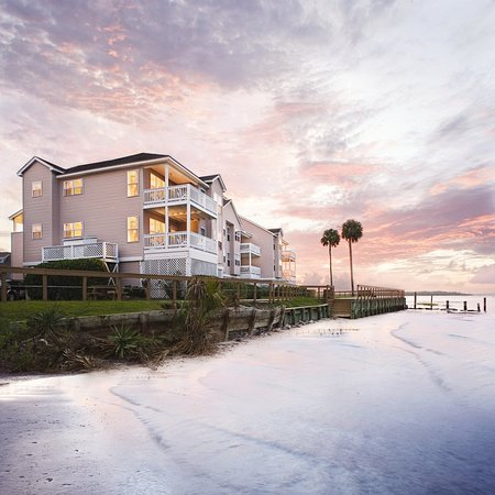 Edisto Beach, Южная Каролина: Exterior
