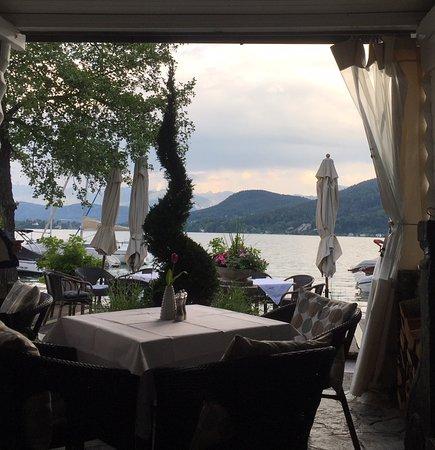 Krumpendorf am Wörther See, Austria: Abendstimmung