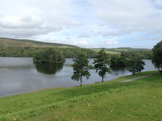 Castle Kennedy Gardens: The Black Loch