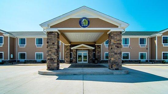Cobblestone Hotel and Suites Paxton IL