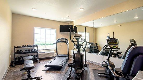 Paxton, Ιλινόις: Fitness Room