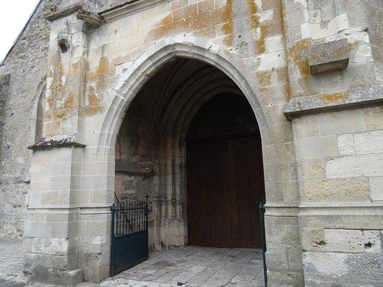 Fere-en-Tardenois, França: L'église Sainte-Mâcre