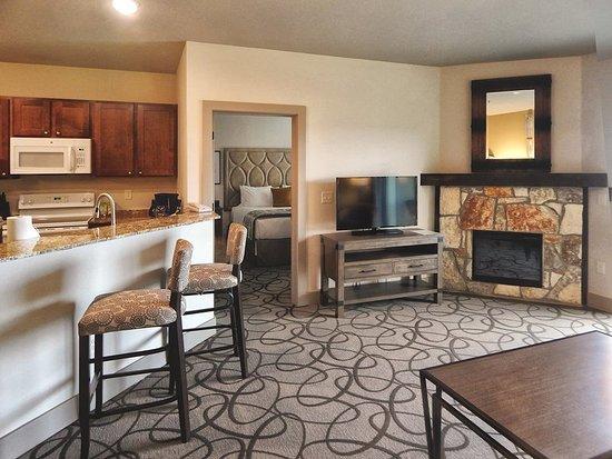 Hunt, تكساس: Guest room