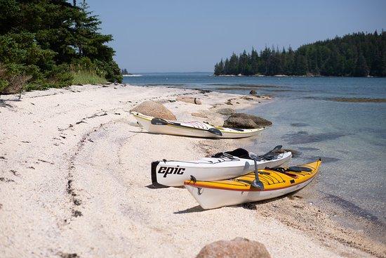 Deer Isle, Мэн: Hell's Half Acre Island, Stonington, Maine