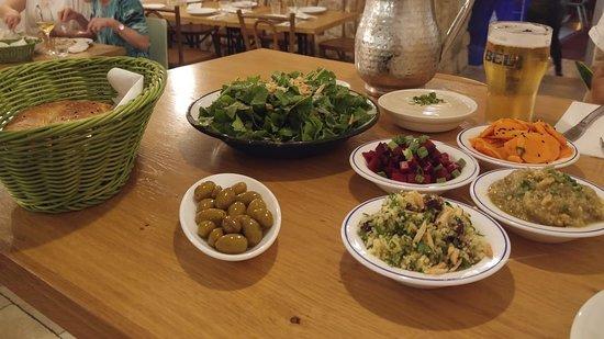 Savida Sea Food Bar: Starters