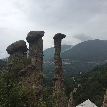 Segonzano, Italy: Piramide