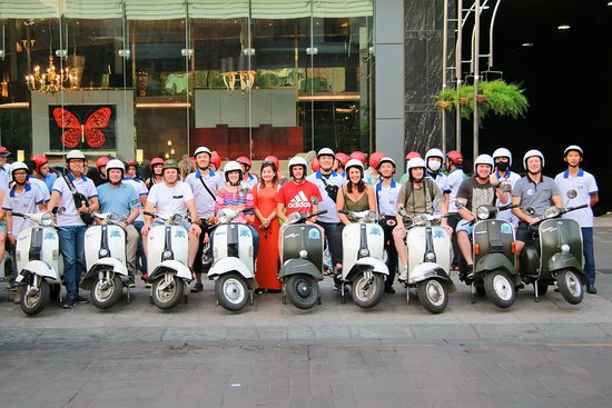 Saigon Vespa Tours